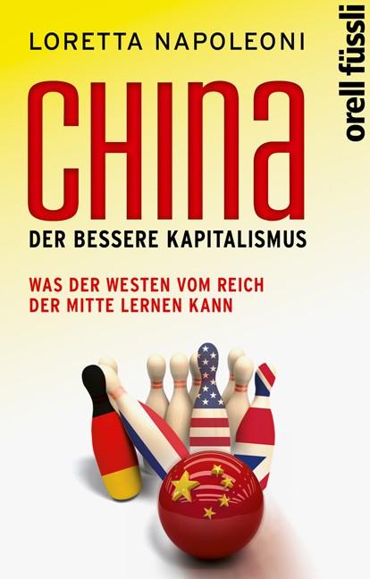 China - der bessere Kapitalismus | Napoleoni, 2012 | Buch (Cover)