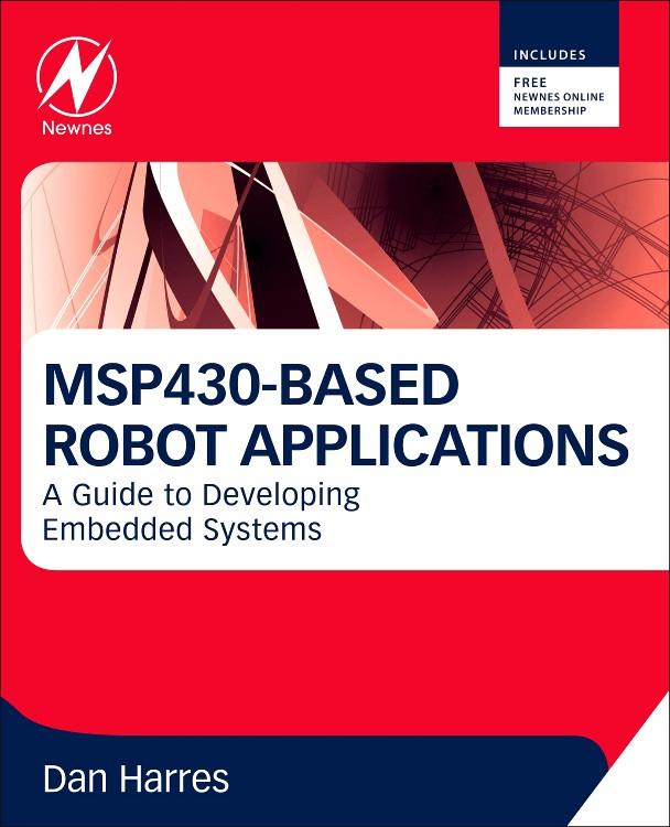 Abbildung von Harres | MSP430-based Robot Applications | 2013