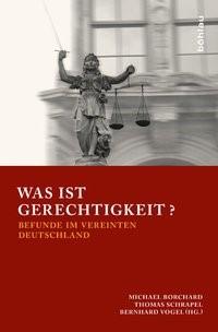 Abbildung von Borchard / Schrapel / Vogel | Was ist Gerechtigkeit? | 2012