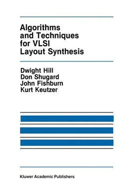 Abbildung von Hill / Shugard / Fishburn | Algorithms and Techniques for VLSI Layout Synthesis | 1988 | 65