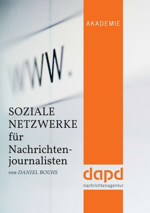 Soziale Netzwerke für Nachrichtenjournalisten | Bouhs | 1. Auflage 2011, 2011 | Buch (Cover)