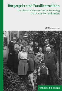 Bürgergeist und Familiensinn | Morgenstern | 1. Aufl. 2012, 2012 | Buch (Cover)
