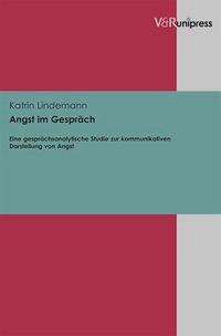 Angst im Gespräch | Lindemann, 2012 | Buch (Cover)