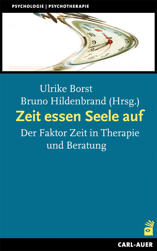 Zeit essen Seele auf   Borst / Hildenbrand, 2012   Buch (Cover)