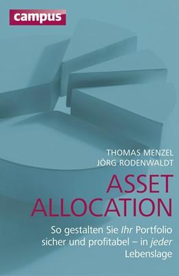 Abbildung von Menzel / Rodenwaldt   Asset Allocation   2012   So gestalten Sie Ihr Portfolio...