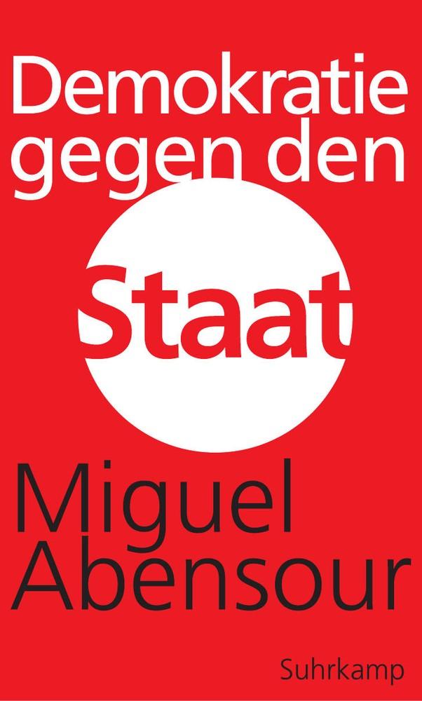 Abbildung von Abensour   Demokratie gegen den Staat   2012