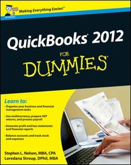 Abbildung von Nelson / Stroup   QuickBooks 2012 For Dummies   2012