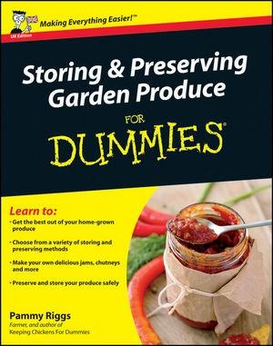 Abbildung von Riggs | Storing and Preserving Garden Produce For Dummies | 2012