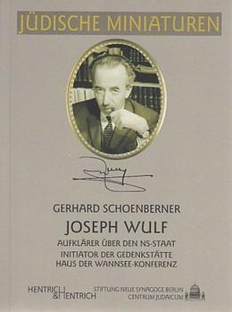 Abbildung von Schoenberner | Joseph Wulf | 2006 | Aufklärer über den NS-Staat - ... | 39