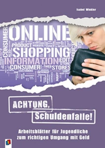 Achtung, Schuldenfalle!, 2012 | Buch (Cover)