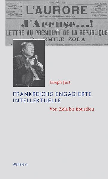 Frankreichs engagierte Intellektuelle | Jurt, 2012 | Buch (Cover)