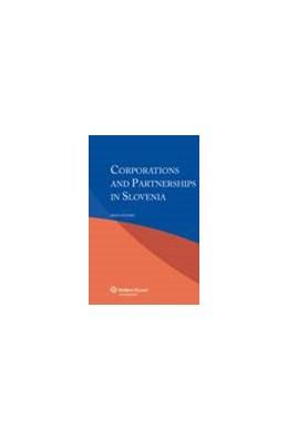 Abbildung von Bohinc | Corporations and Partnerships in Slovenia | 2011
