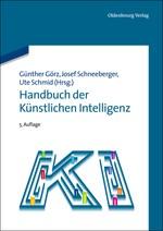 Handbuch der Künstlichen Intelligenz   Görz / Schneeberger / Schmid   5., korrigierte Auflage, 2013   Buch (Cover)
