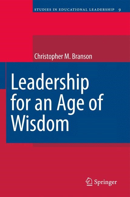 Leadership for an Age of Wisdom | Branson, 2012 | Buch (Cover)