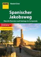 ADAC Wanderführer Spanischer Jakobsweg, 2012   Buch (Cover)