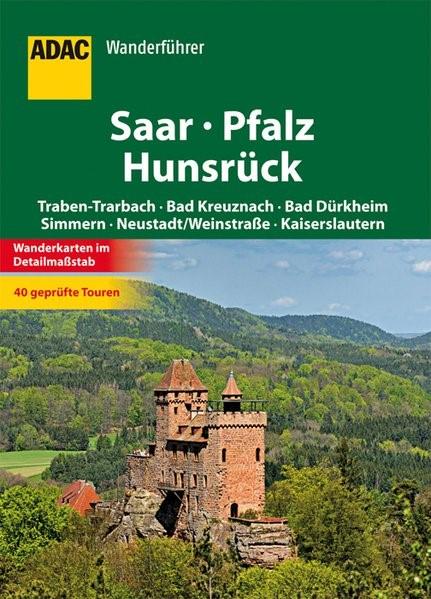 ADAC Wanderführer Saar-Pfalz-Hunsrück, 2012 | Buch (Cover)