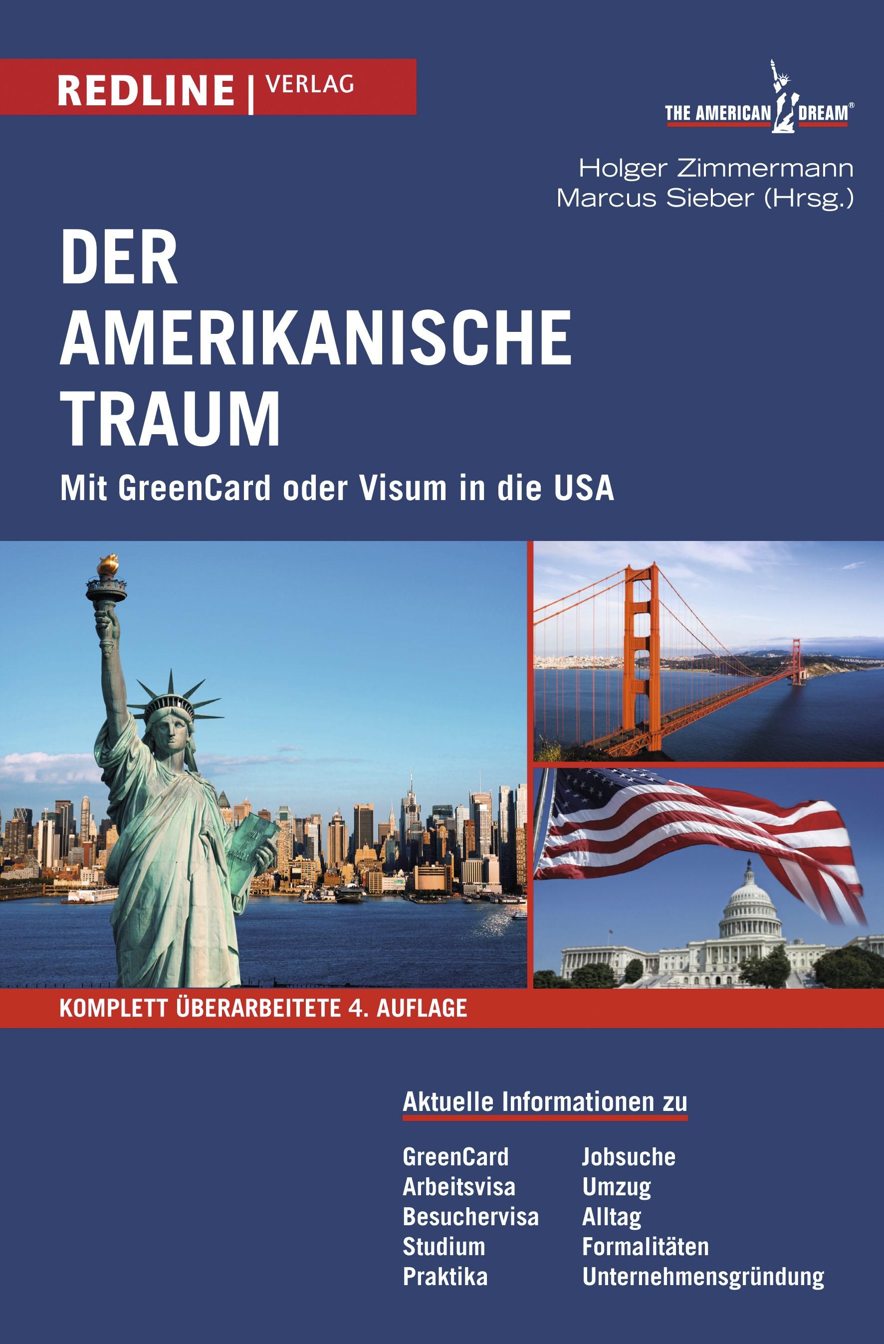 Abbildung von Sieber / Zimmermann | Der amerikanische Traum | 2012