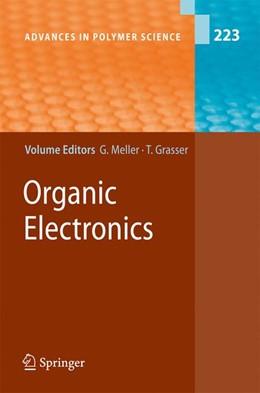 Abbildung von Meller / Grasser | Organic Electronics | 2012 | 223