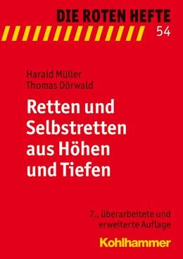 Abbildung von Müller   Retten und Selbstretten aus Höhen und Tiefen   7., überarbeitete und erweiterte Auflage 2013   2013   54