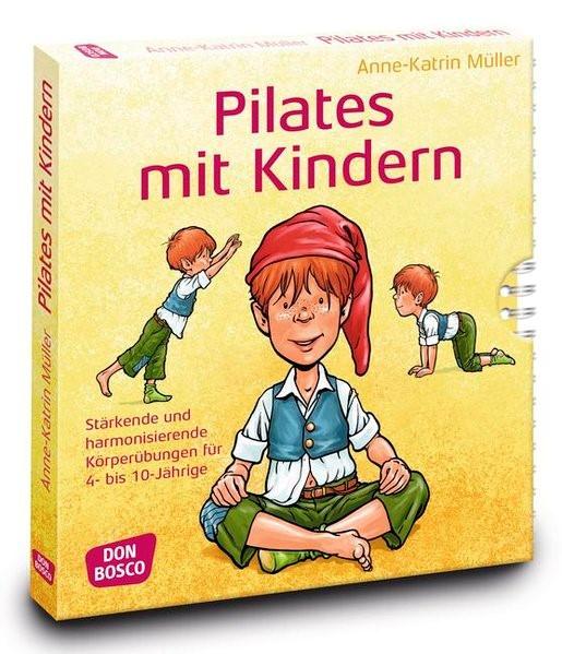 Pilates mit Kindern | Müller, 2012 | Buch (Cover)
