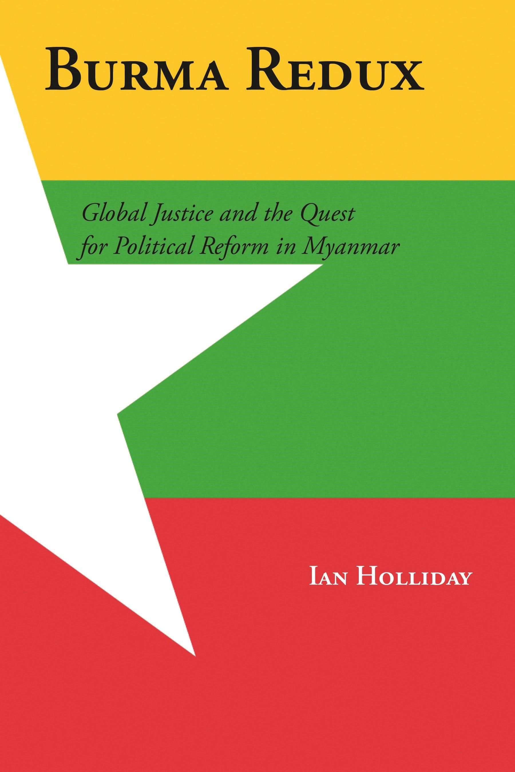 Abbildung von Holliday | Burma Redux | 2012