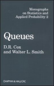 Abbildung von Cox / Smith | Queues | 1991