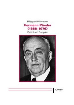 Abbildung von Wehrmann | Hermann Pünder (1888-1976) | 1. Auflage | | 85 | beck-shop.de