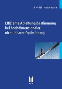 Effiziente Ableitungsbestimmung bei hochdimensionaler nichtlinearer Optimierung | Kalmbach, 2011 | Buch (Cover)