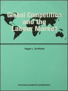 Global Competition and the Labour Market | Driffield, 1996 | Buch (Cover)