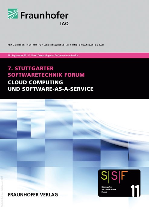 Cloud Computing und Software-as-a-Service | / Spath / Weisbecker / Kokemüller, 2011 | Buch (Cover)