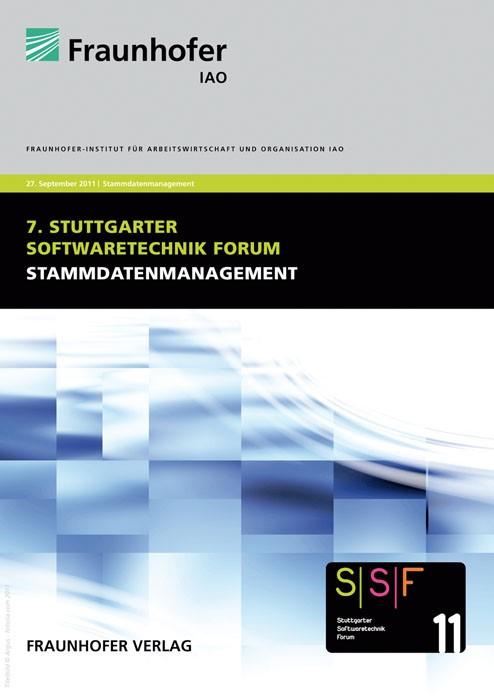 Stammdatenmanagement | / Spath / Weisbecker / Kokemüller, 2011 | Buch (Cover)