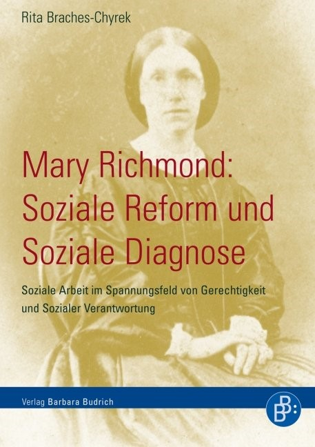 Mary Richmond: Soziale Reform und Soziale Diagnose | Braches-Chyrek, 2019 | Buch (Cover)