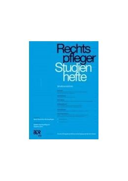 Abbildung von Rechtspfleger Studienhefte | 42. Auflage | 2020 | beck-shop.de